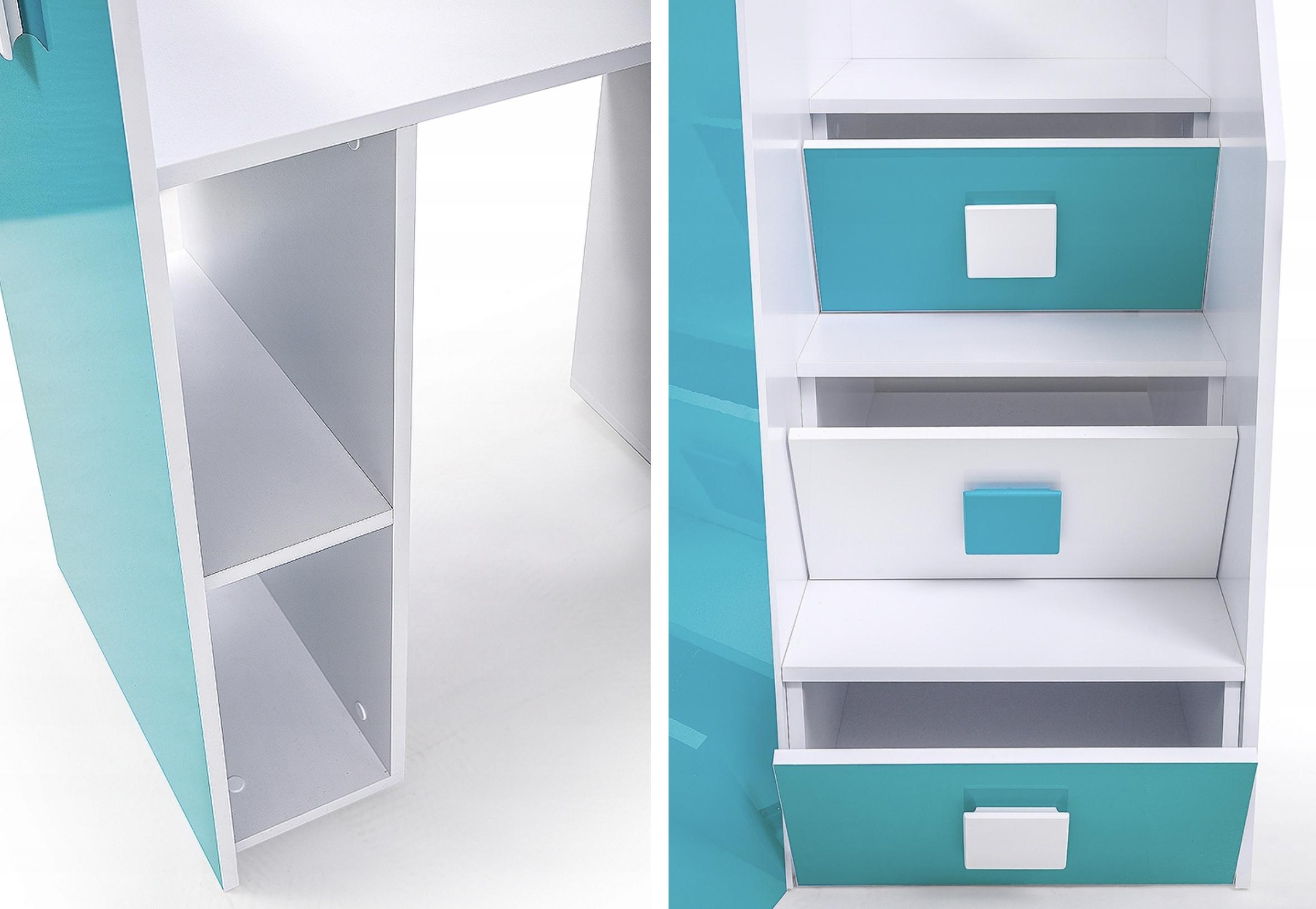 multifunkčná poschodová posteľ
